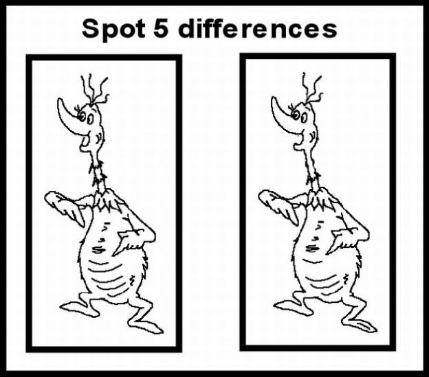 free dr. suess printables | Labels: Funny Coloring Pages , Printable ...