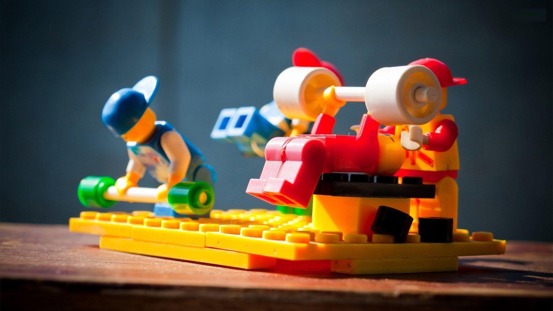Fitness Legos HD 1080p Wallpaper herunterladen -  Fitness Legos HD 1080p Wallpaper herunterladen Die...