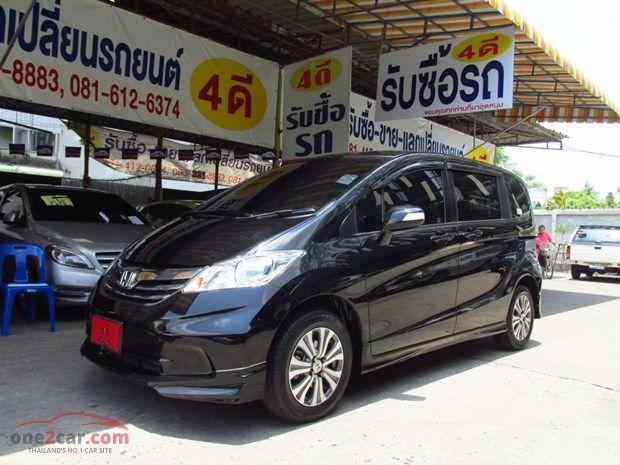 2014 Honda Freed (ปี 08-16) E 1.5 AT Wagon