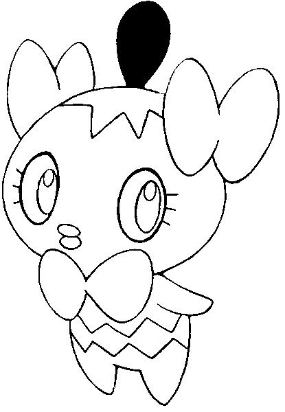 coloring pages pokemon gothita drawings pokemon
