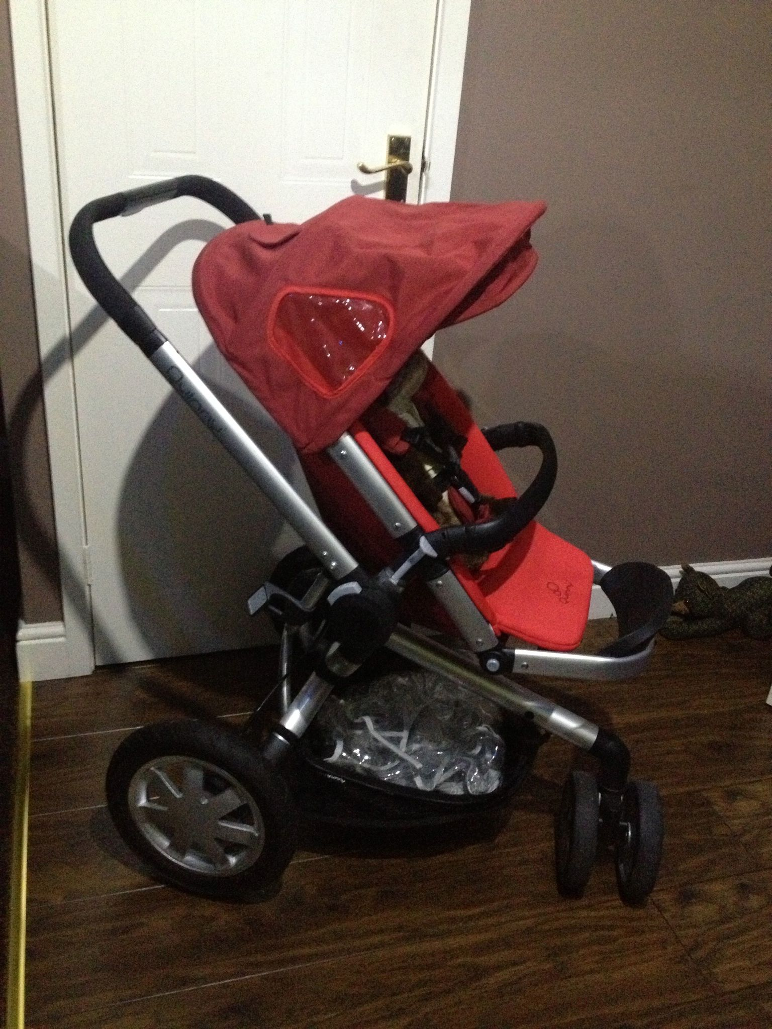 Quinny Buzz pushchair, purchased 2nd hand from gumtree, in
