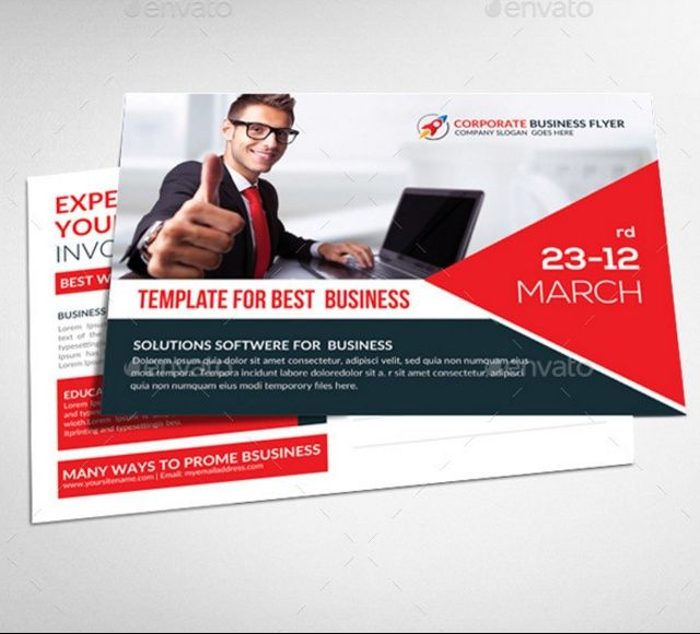 15+ Business Postcard Template PSD, InDesign Format Indesign - postcard format template