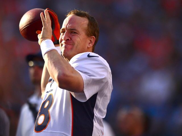 Report: Peyton Manning's new deal includes no-trade clause | theScore