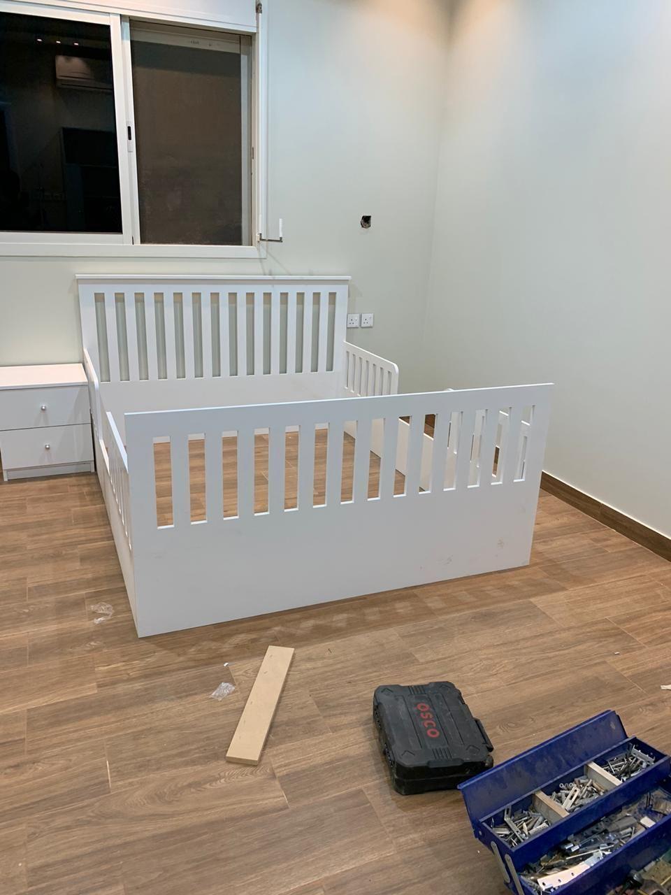 سرير اطفال Bed Toddler Bed Furniture