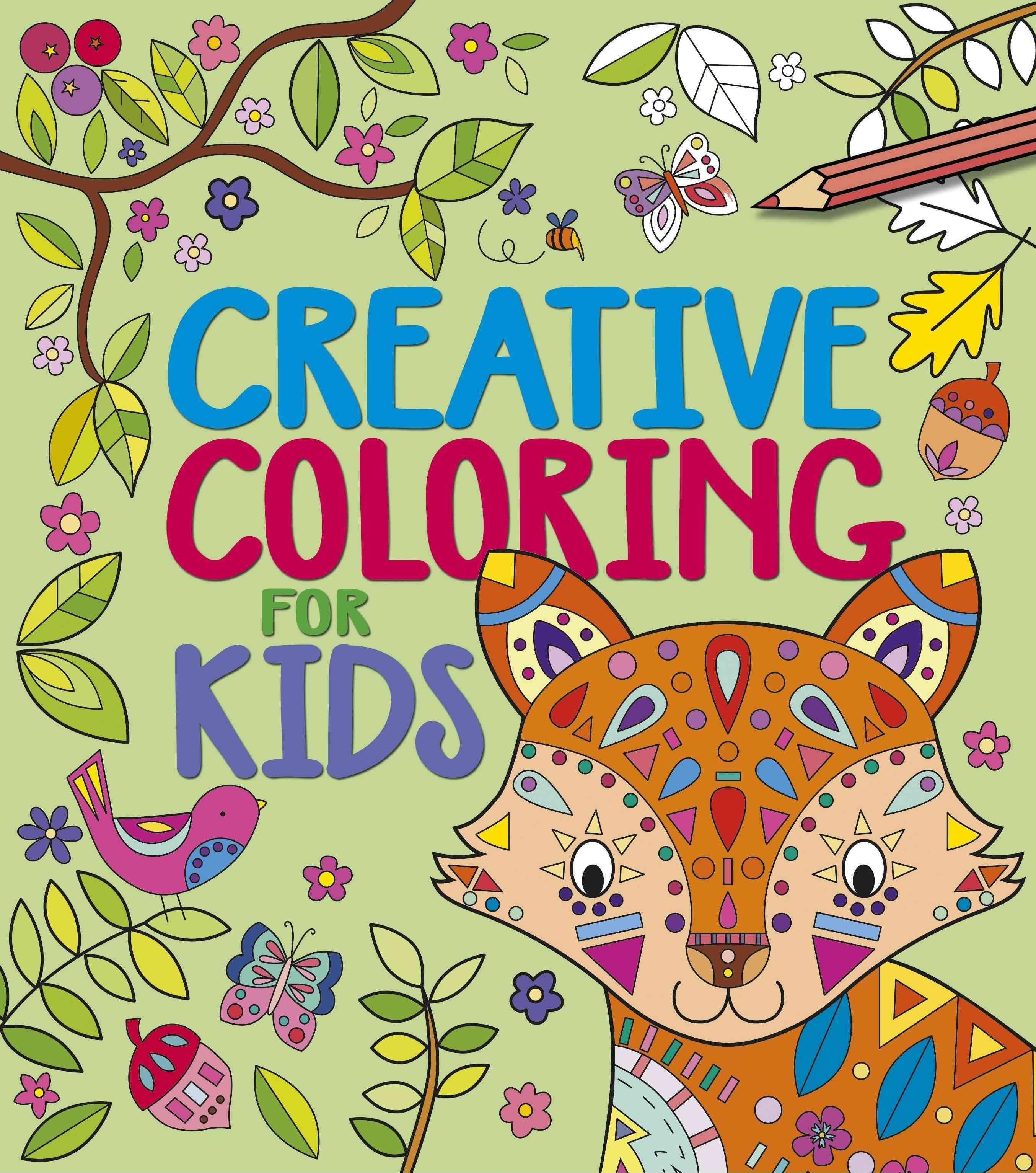 Creative Coloring for Kids | Products | Pinterest | Online book ...
