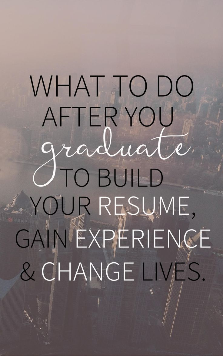 Deciding What You Are Going To Do Post Grad Can Be Tricky But It Doesn T Have To Be Check Out This Post Fe Teach For America Post College Life Post Grad Life