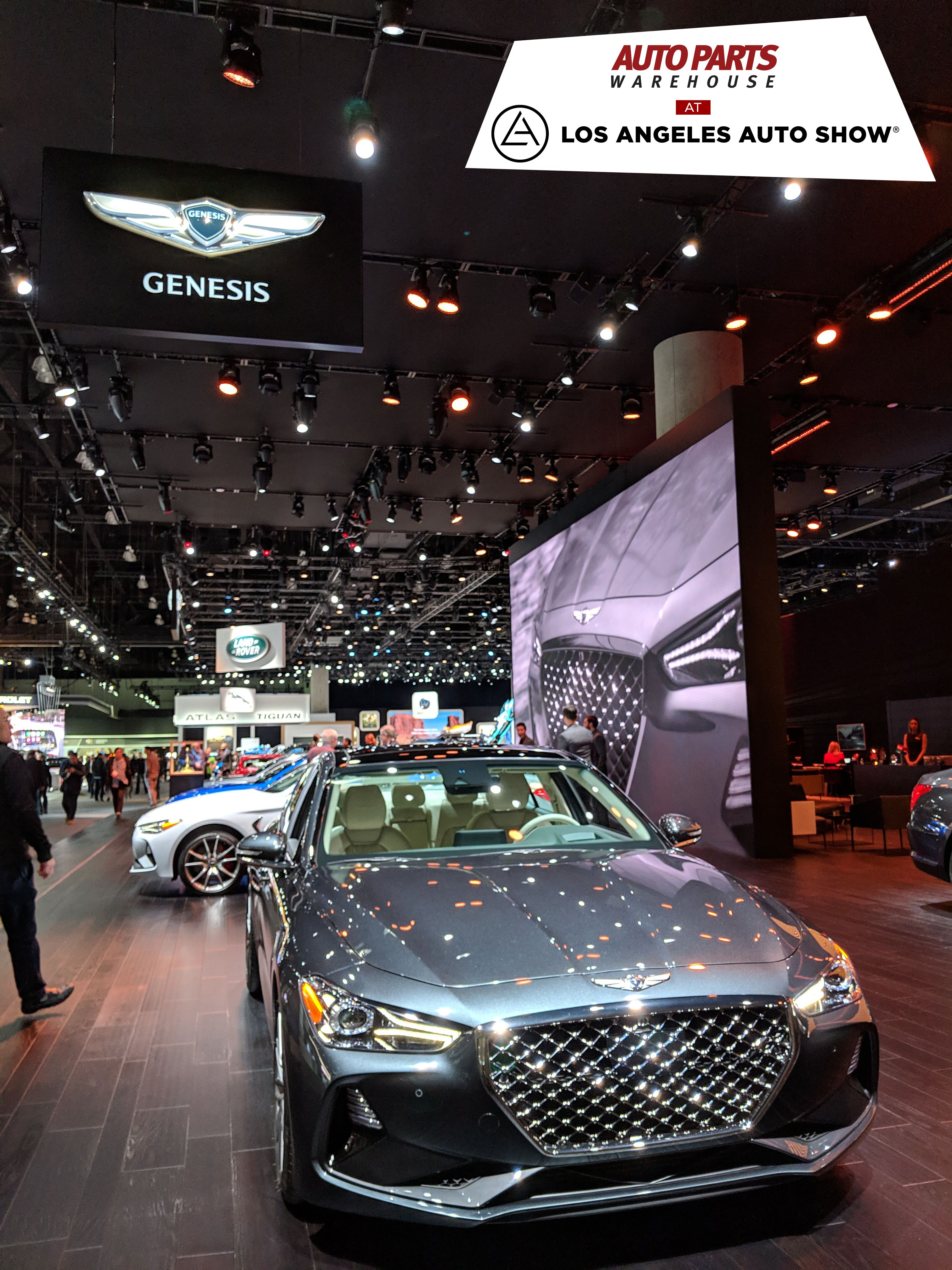 Auto Parts Warehouse Dropped By The Los Angeles Auto Show One Of The Largest Auto Shows In The World Here Are Some Discount Car Cheap Auto Parts La Auto Show