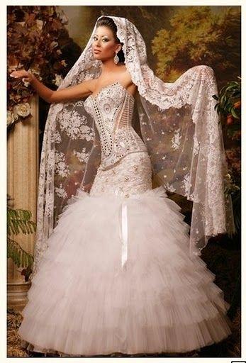 most amazing bridal dresses - Google Search | English Bridal dresse ...
