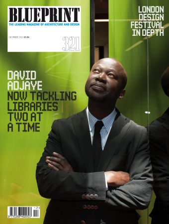 Architect david adjaye check him out on the current issue of architect david adjaye check him out on the current issue of blueprint architecture design malvernweather Image collections