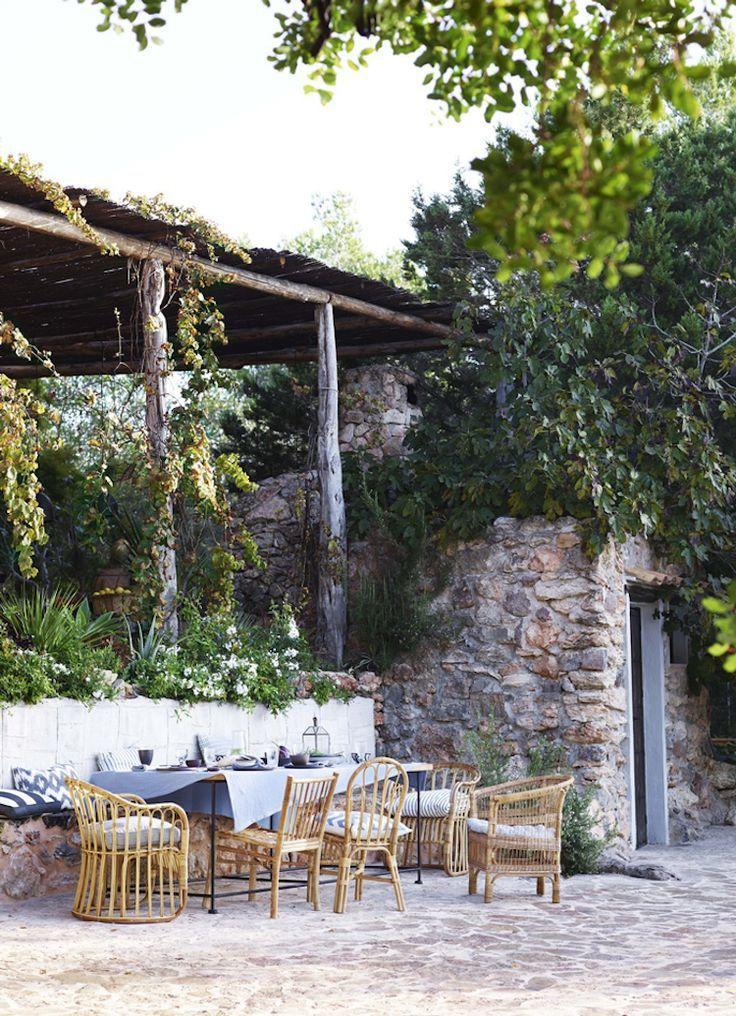 my scandinavian home: Imagine wiling away your summer here....