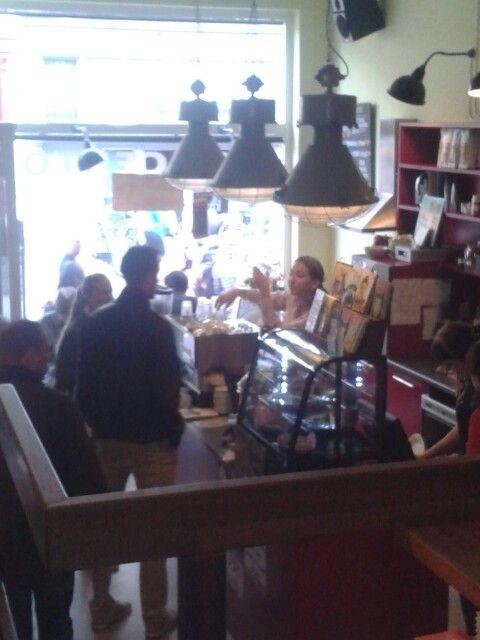 Concerto Koffie Utrechtsestraat 130 Bg Amsterdam Nederland Instagram Coffee Shop Photo And Video