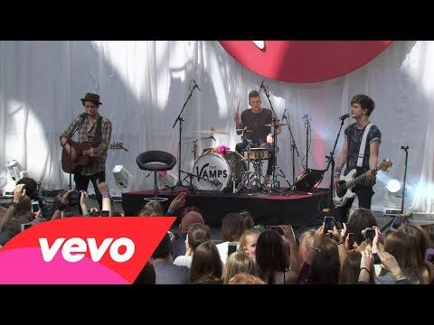 ▶ The Vamps - Meet The Vamps Album Release Day - YouTube