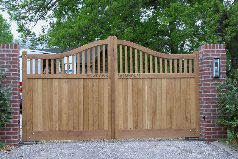 Wooden driveway gates designs joy studio design gallery for Best driveway gates