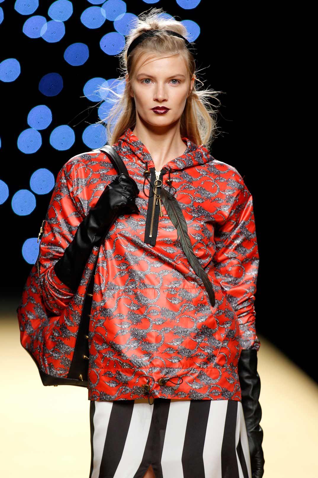 Mercedes Benz Fashion Week Madrid: Juanjo Oliva Primavera-Verano 2017