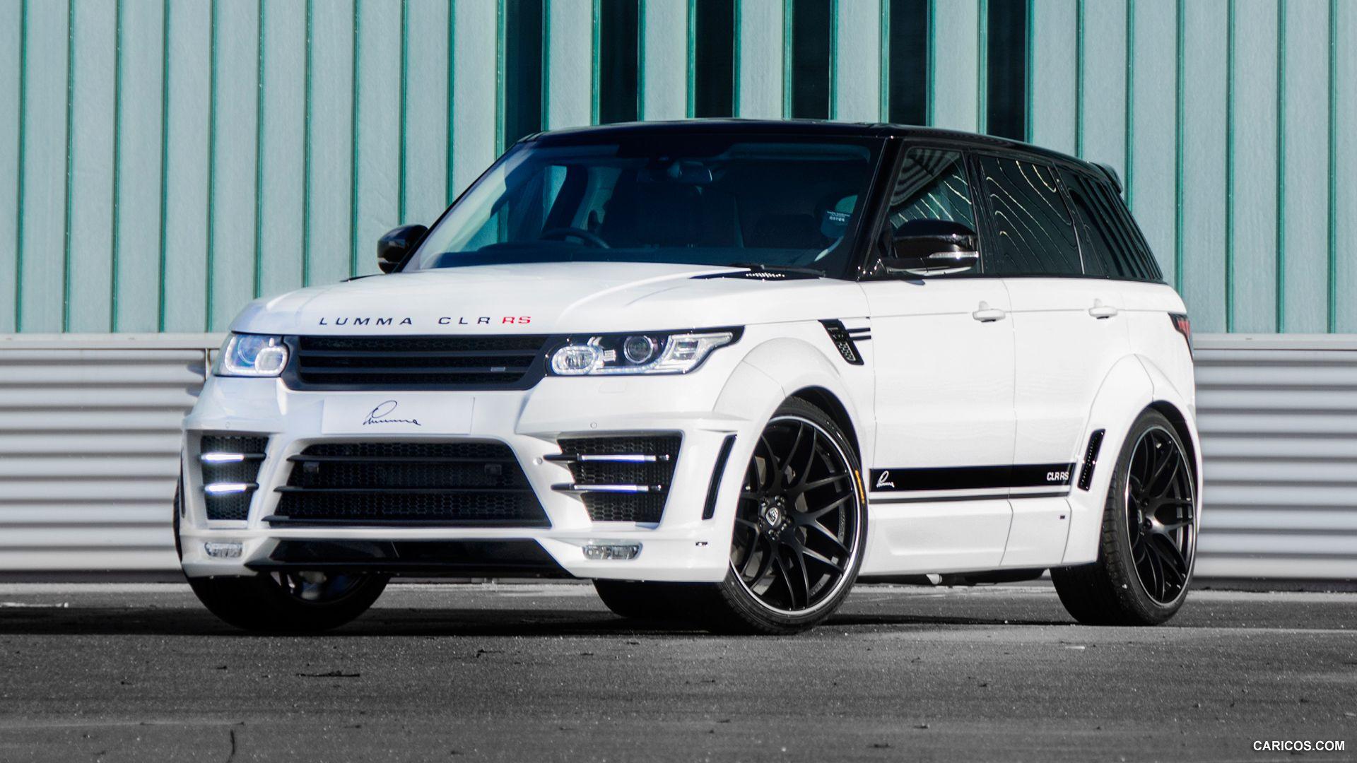 CARICOS LUMMA Design Range Rover Sport CLR RS 2014 Link a la