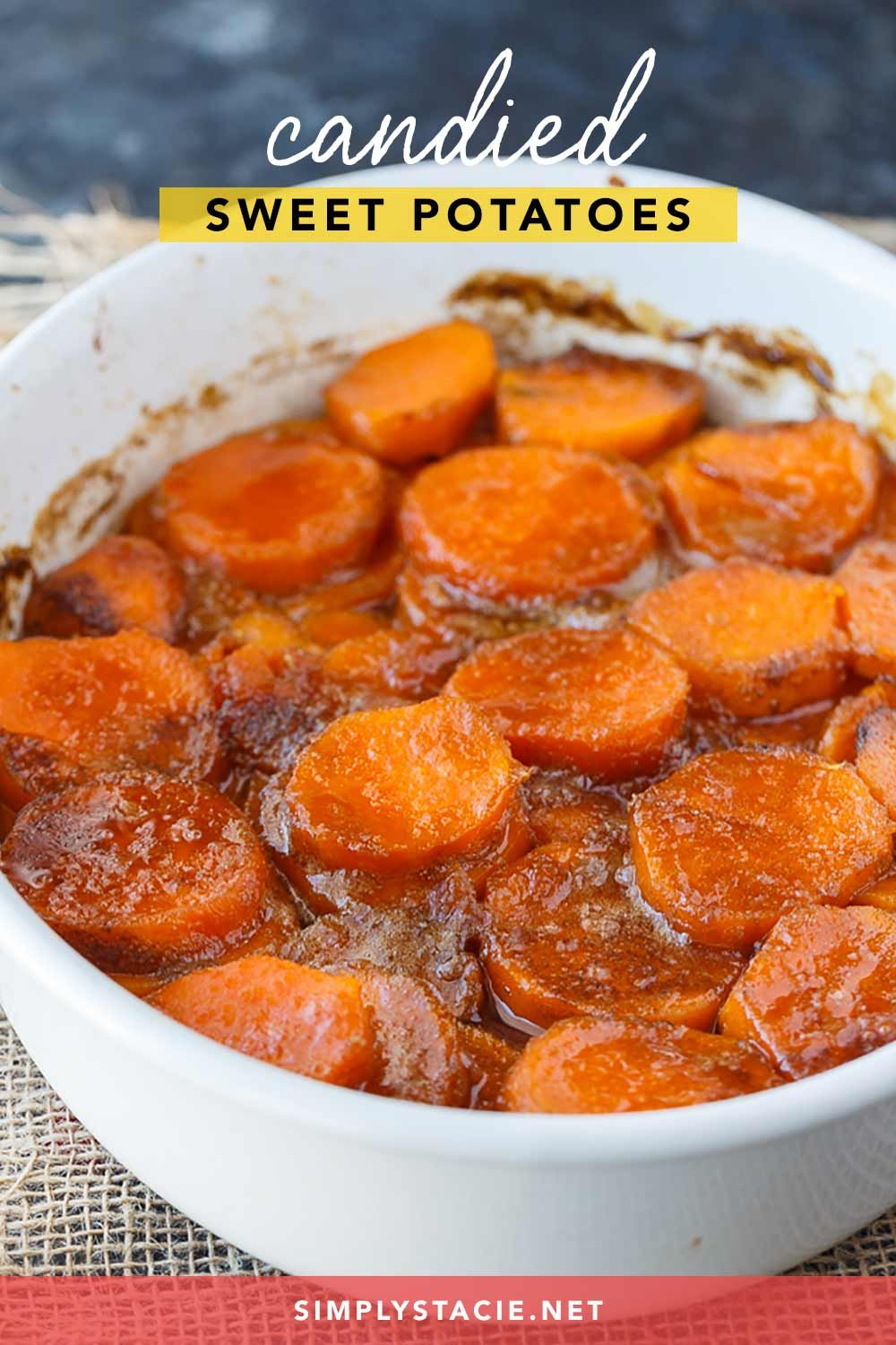 Candied Sweet Potatoes Recipe In 2020 Candied Sweet Potatoes Canned Sweet Potato Recipes Canning Sweet Potatoes
