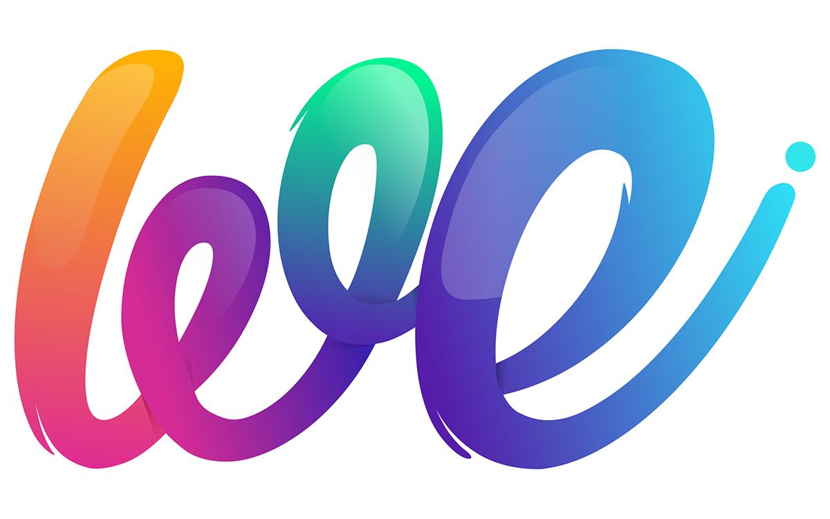 We Telecom Egypt Branding Concept On Behance Logo Design Creative Branding Logo Design