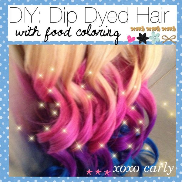 Designer Clothes Shoes Bags For Women Ssense Dip Dye Hair Dyed Hair Food Coloring Hair Dye