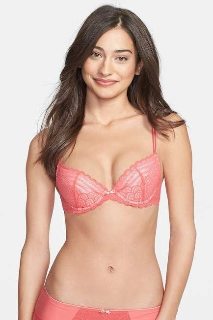 f8f1c0a684cb Merci' Underwire Push-Up Bra | Products | Pinterest | Bra, Push up ...
