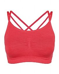 9f780314c7d2c Sweaty Betty - Brahma Padded Yoga Bra - red pink purple