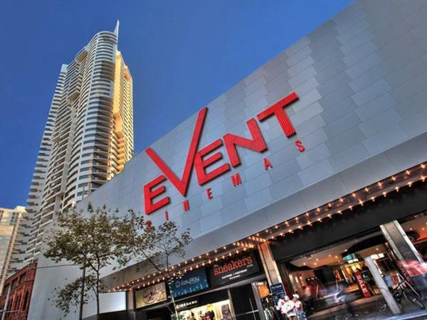 Event Cinemas George Street is located in the centre of Sydney's busy CBD, in the heart of its entertainment district.