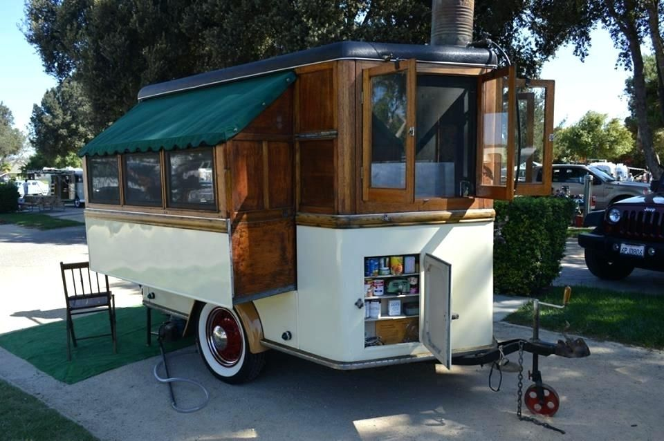 1945 Homemade Popup From Vintage Camper Trailers Pop Up Camper Trailers For Sale Australia Lightweight Vintage Camper Camper Trailers Vintage Campers Trailers