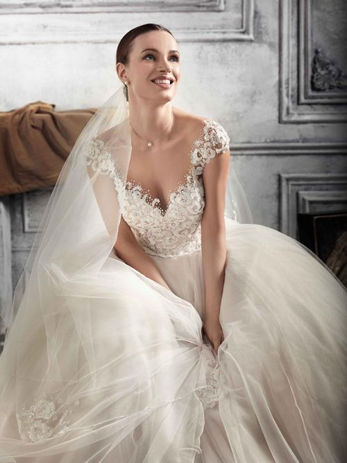 Win a Wedding Gown with 12 Days Of Demetrios Christmas! | Christmas ...