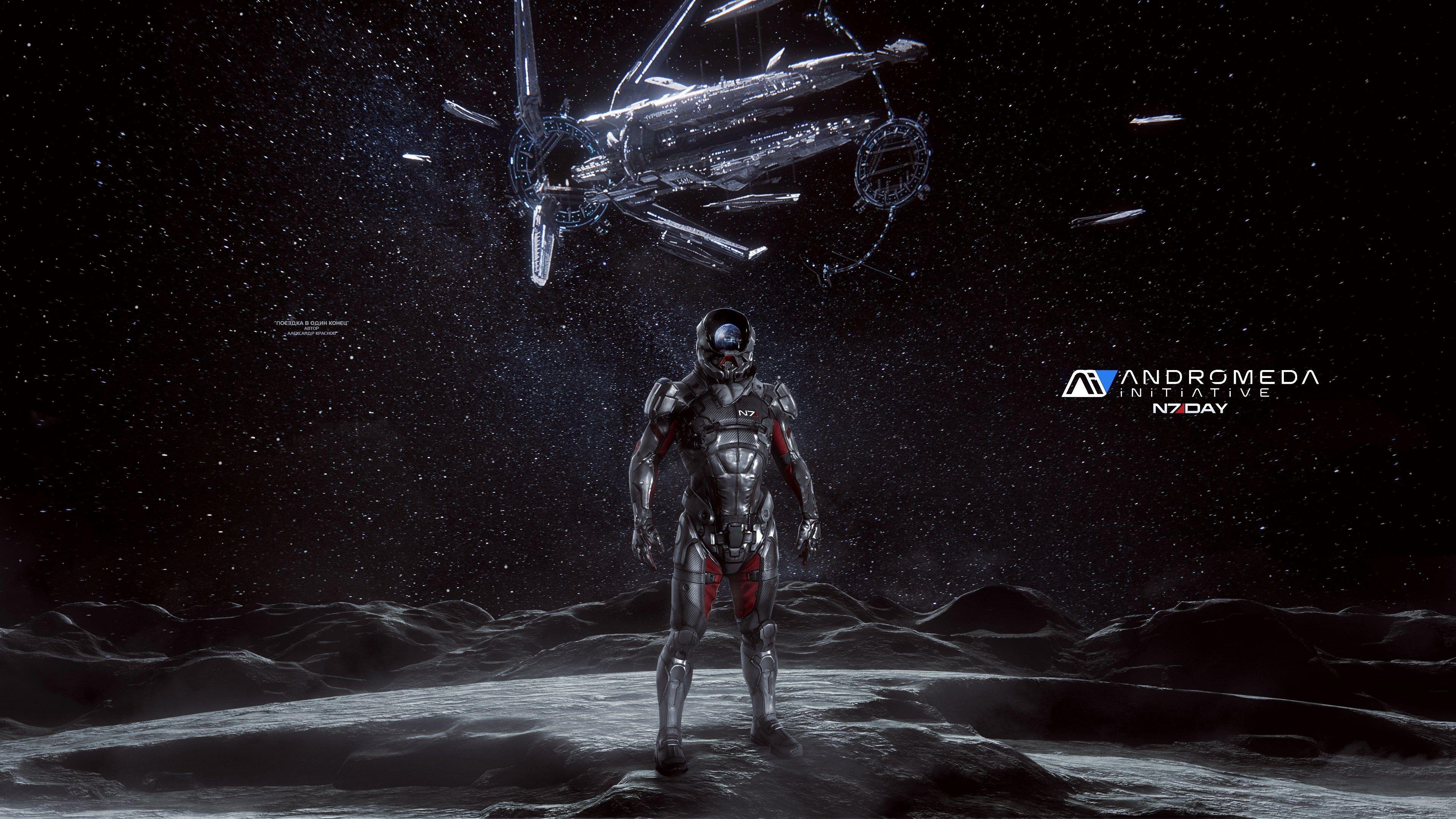 3840x2160 Mass Effect Andromeda 4k High Res Wallpaper Mass Effect Wallpaper Backgrounds Mass Effect Characters