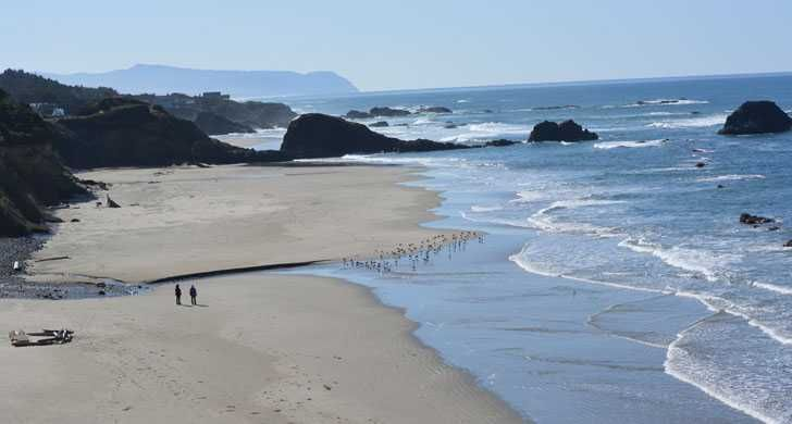 Seal Rock State Recreation Site Oregon Parks And