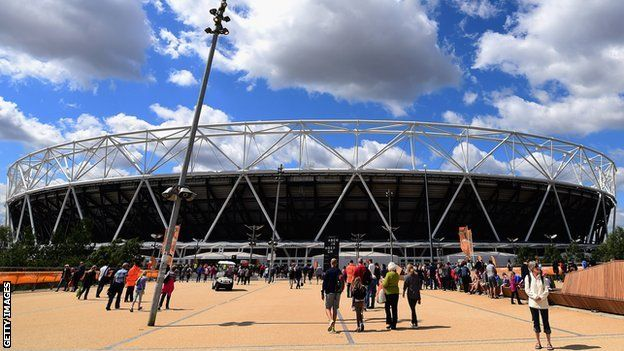 Olympic Stadium (London)