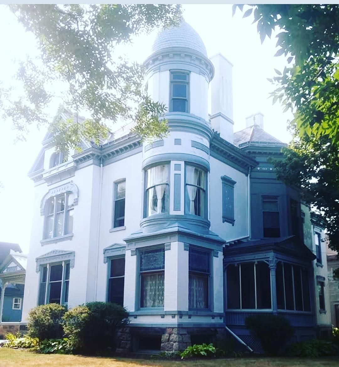 Grand Rapids Michigan Old Houses In 2018 House Architecture