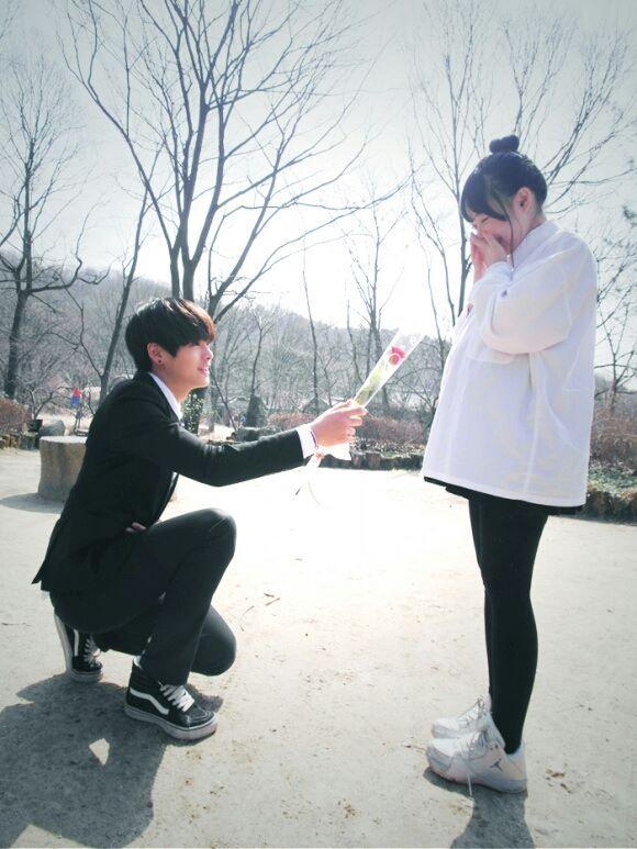 Ulzzang Couple A Kawaii Love Pinterest Ulzzang
