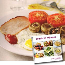 Healthy Grilled Breakfast Cambridge Diet Recipes Healthy Grilling