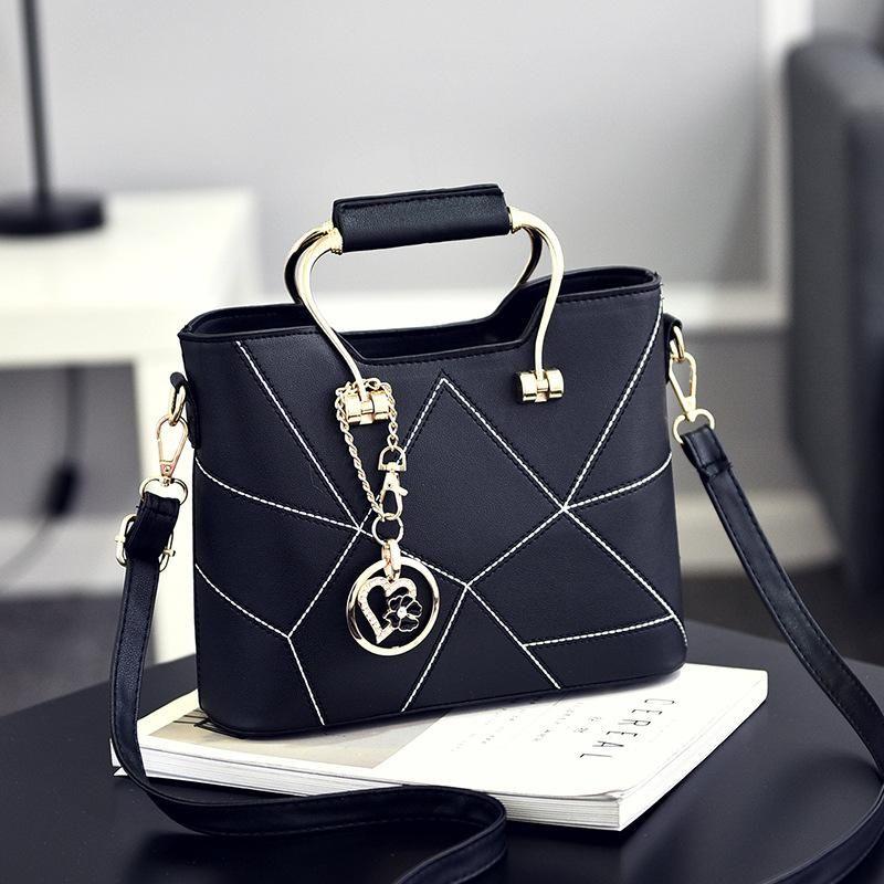 SDRUIAO Messenger Bag for Women 2018 Ladies  PU Leather Handbags Luxury  Quality Female Shoulder Bags 00f5385a93286