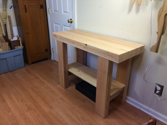 This small workbench is truly a solid thing of beauty!  |  /home/wpcom/public_html/wp-content/blogs.dir/a84/67548796/files/2014/12/img_0961.jpg