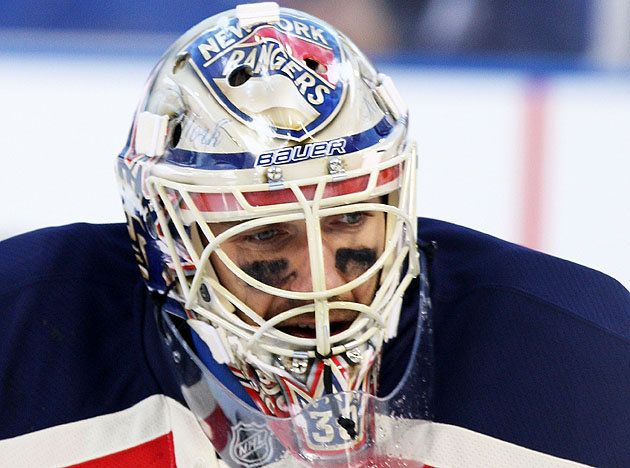 Lundqvist at Winter Classic