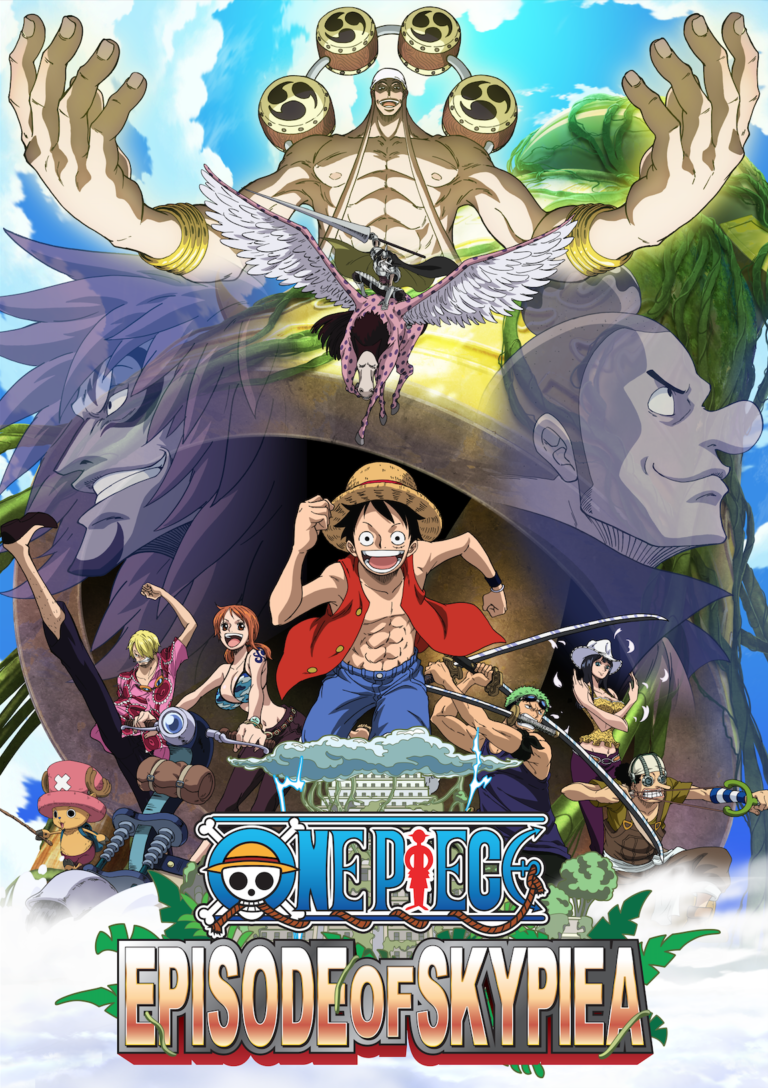 "Funimation to Simulcast ""One Piece Episode of Skypiea"
