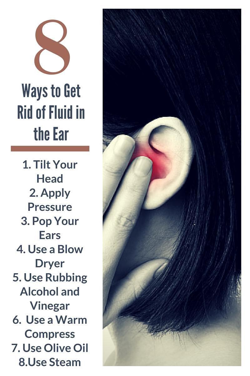 Top 8 Ways To Remove Water In Ear Water In Ear Water In Ear