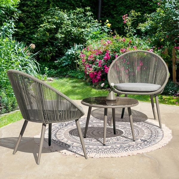 Our Best Patio Furniture Deals Outdoor Bistro Set Bistro Set 3 Piece Bistro Set