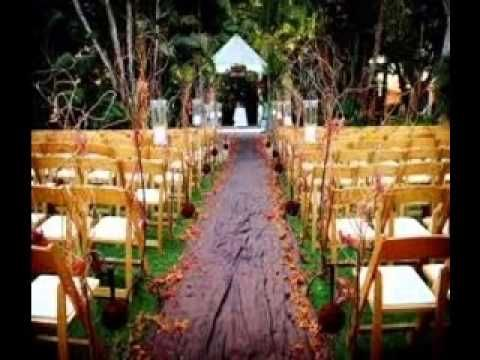 Diy Outdoor Wedding Decorations Ideas On A Budget You