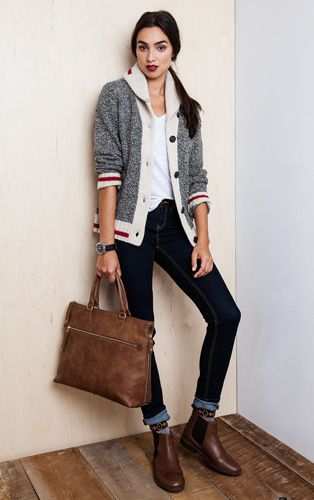 086b925e1 Roots Canada | Lookbooks | Cabin style in 2019 | Roots clothing ...
