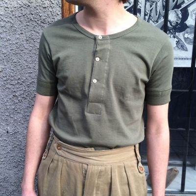 Uniqlo Mens Linen Shirt