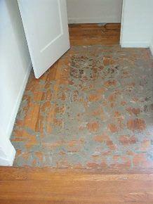 Restoring Hardwood Floors That Have
