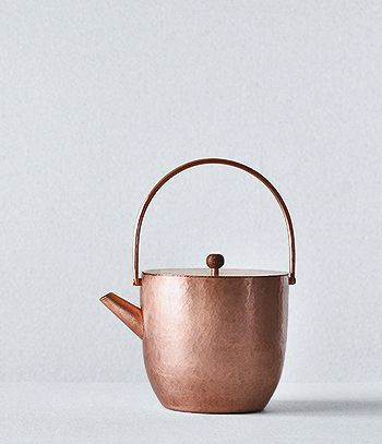 copper kettle by yumi nakamura //.