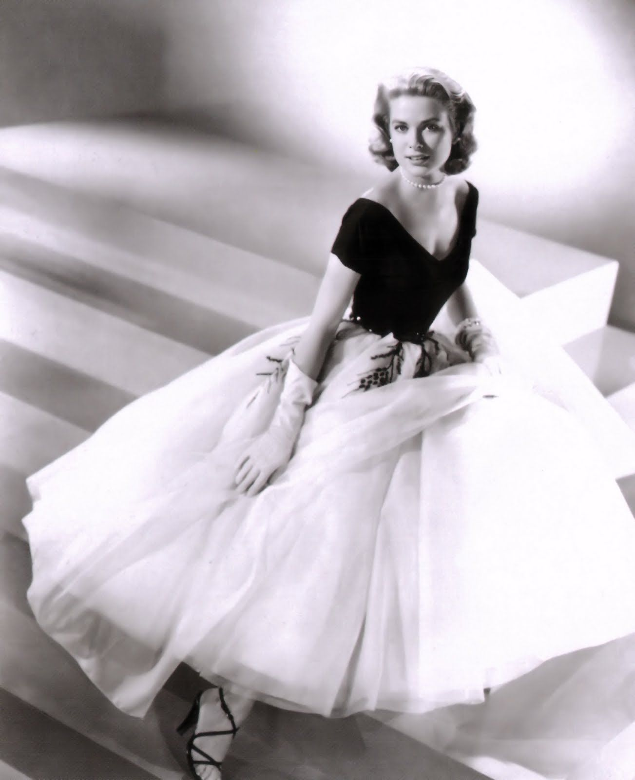 Grace Kelly. She had it all--an actress, a model, completely stunning, and literally married a prince. Talk about a fairytale. :) #Repin By:Pinterest++ for iPad#