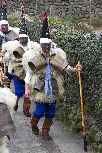 Carnaval de la Vinajera, Silió, Cantabria
