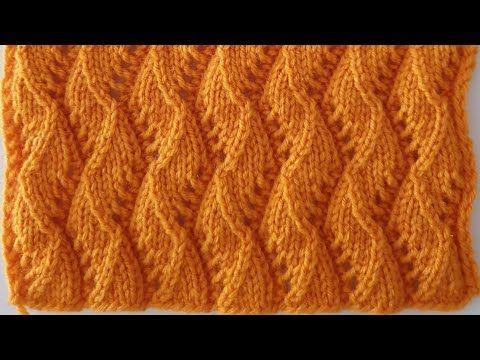 Ajurlu kıvrımlar modeli #Knitting kids,womens,jacket, sweater – YouTube