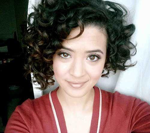 short haircuts for curly hair u http cabello rizado de pelo para