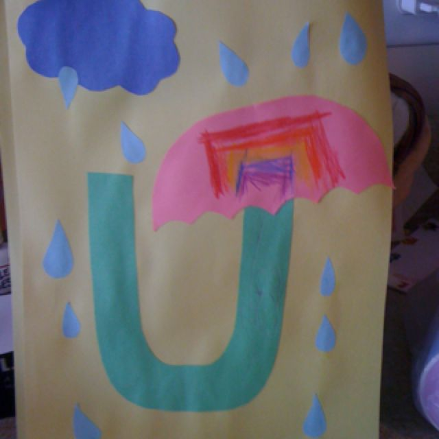 craft idea for preschoolers best 25 letter u crafts ideas on u craft 3789