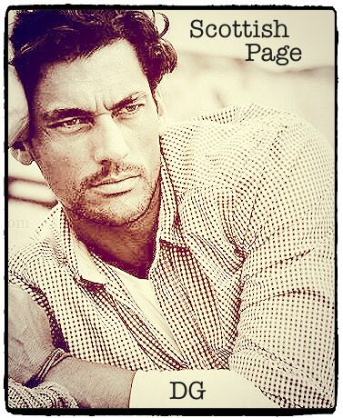David Gandy Scottish Page Facebook